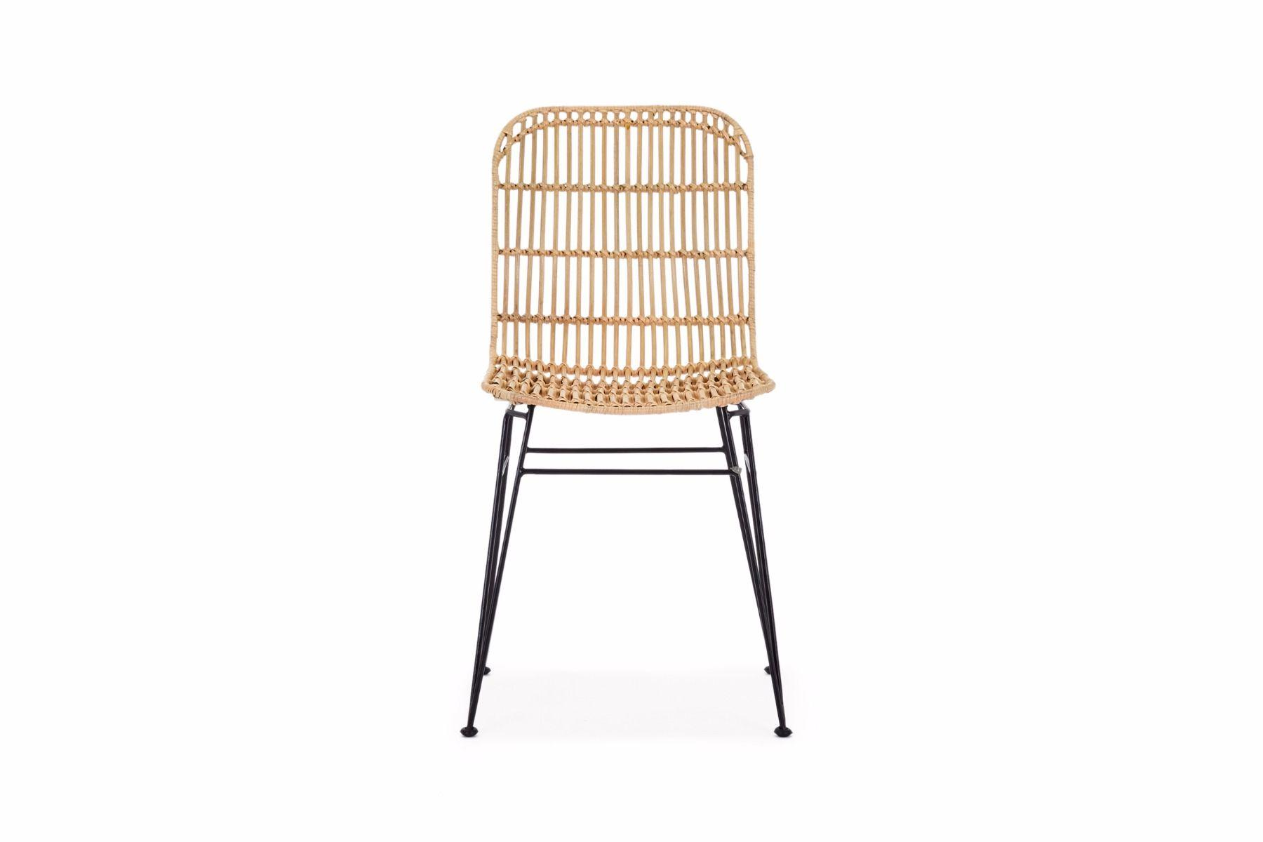 Lounge Lovers  Havana Natural Dining Chair