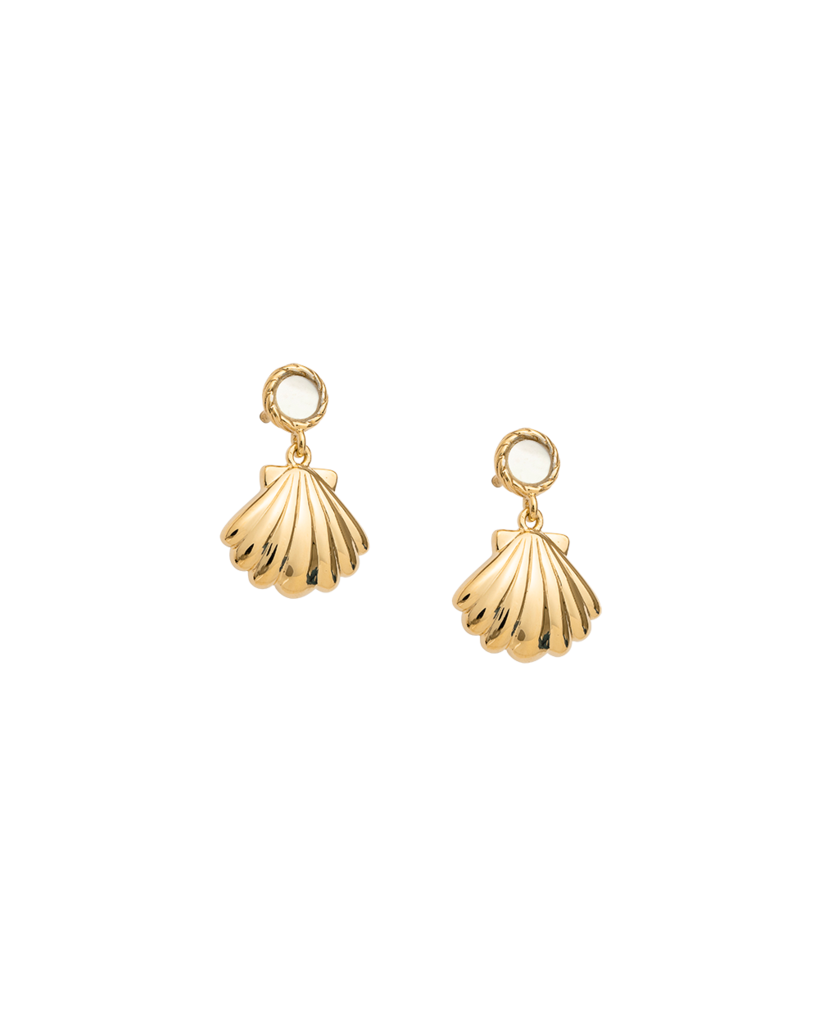Kirstin Ash  Shell Earrings