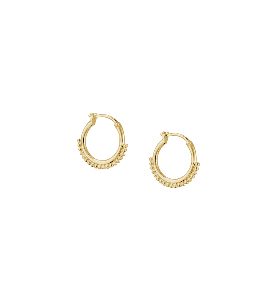 Kirstin Ash  Hoop Earrings