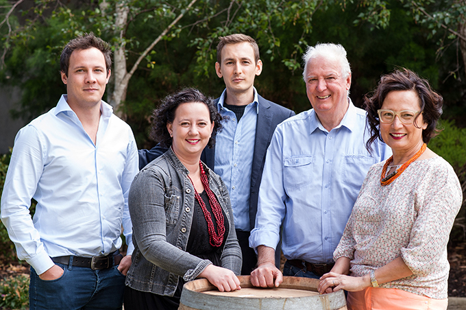 Australia First Family of Wine | The Burch Family
