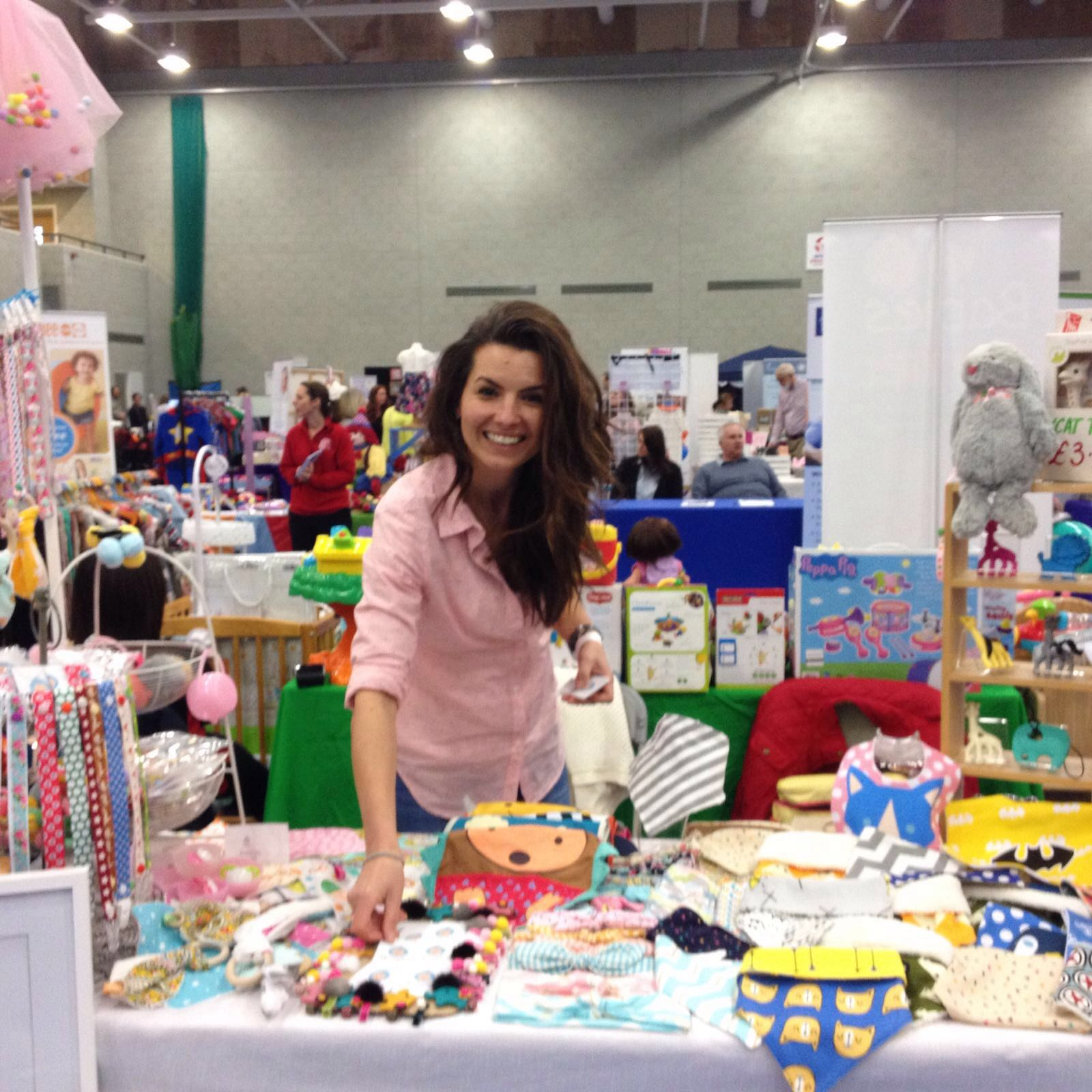 - This was one of our very first GURGLES POP UP stalls @ bump baby and toddler show in the UEA Norwich 2015
