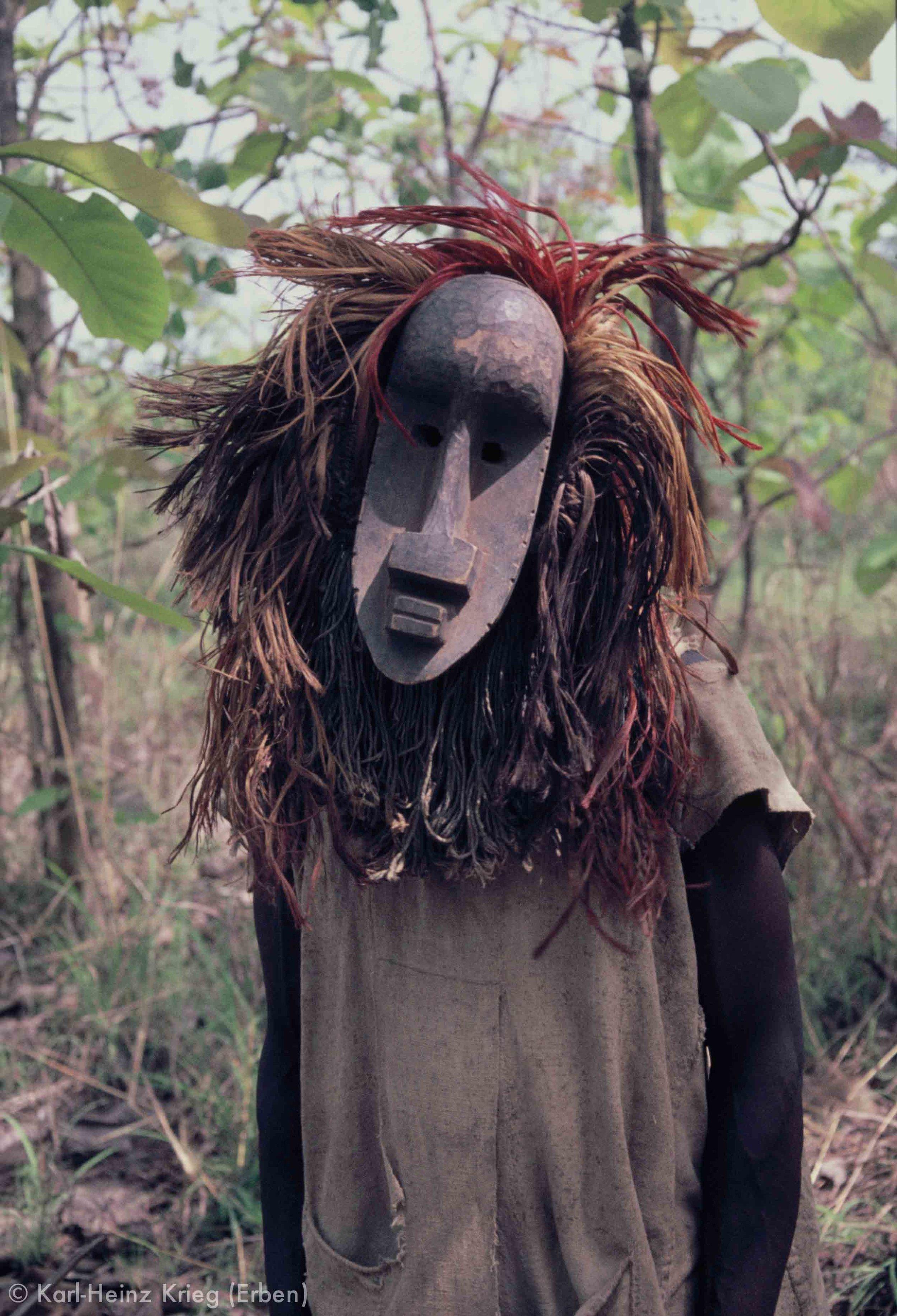Foto: Karl-Heinz Krieg, Bolondo (Region von Boundiali, Côte d'Ivoire), 1977-1979