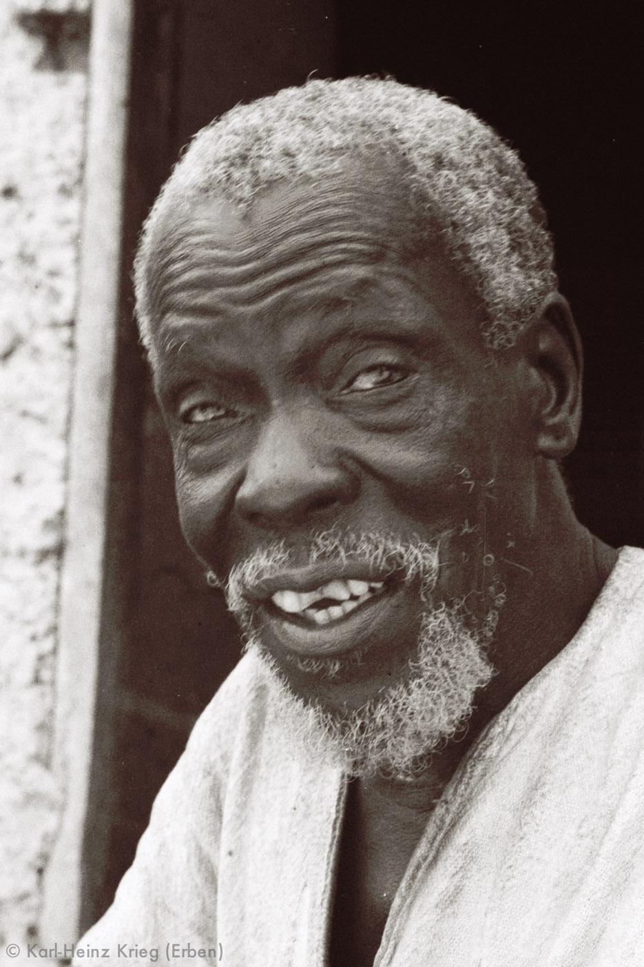 Ynadjo Koné - Kule carver, ca. 1900–1984Kolia, Côte d'Ivoire