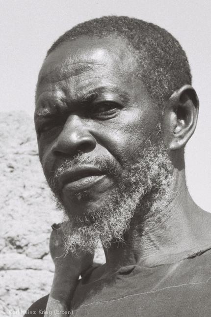 Kolotielema Dagnogo - Fono blacksmith and sculptor, c. 1915–1995Poundiou, Côte d'Ivoire