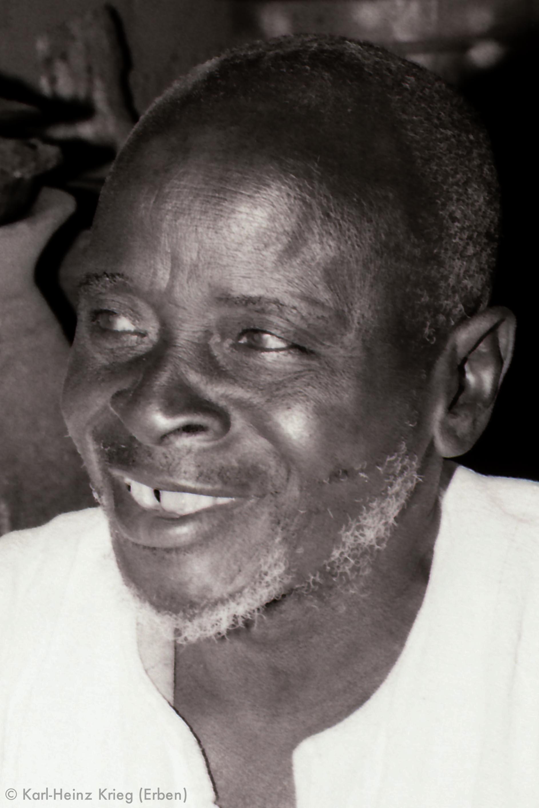 Songuifolo Silué - Fono sculptor, c. 1914–1986Sirasso, Côte d'Ivoire