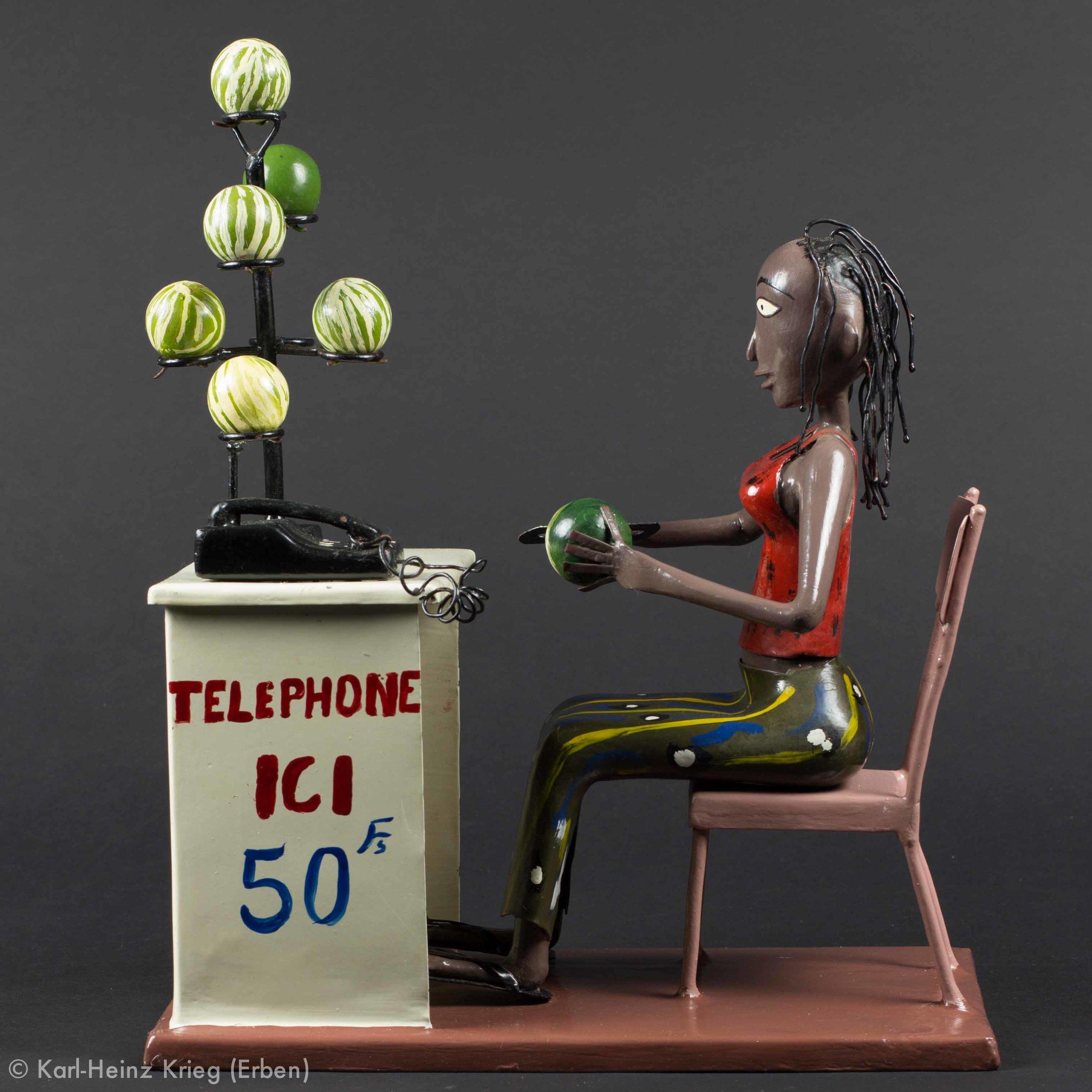 Skulptur von Didier Ahadji 500 €