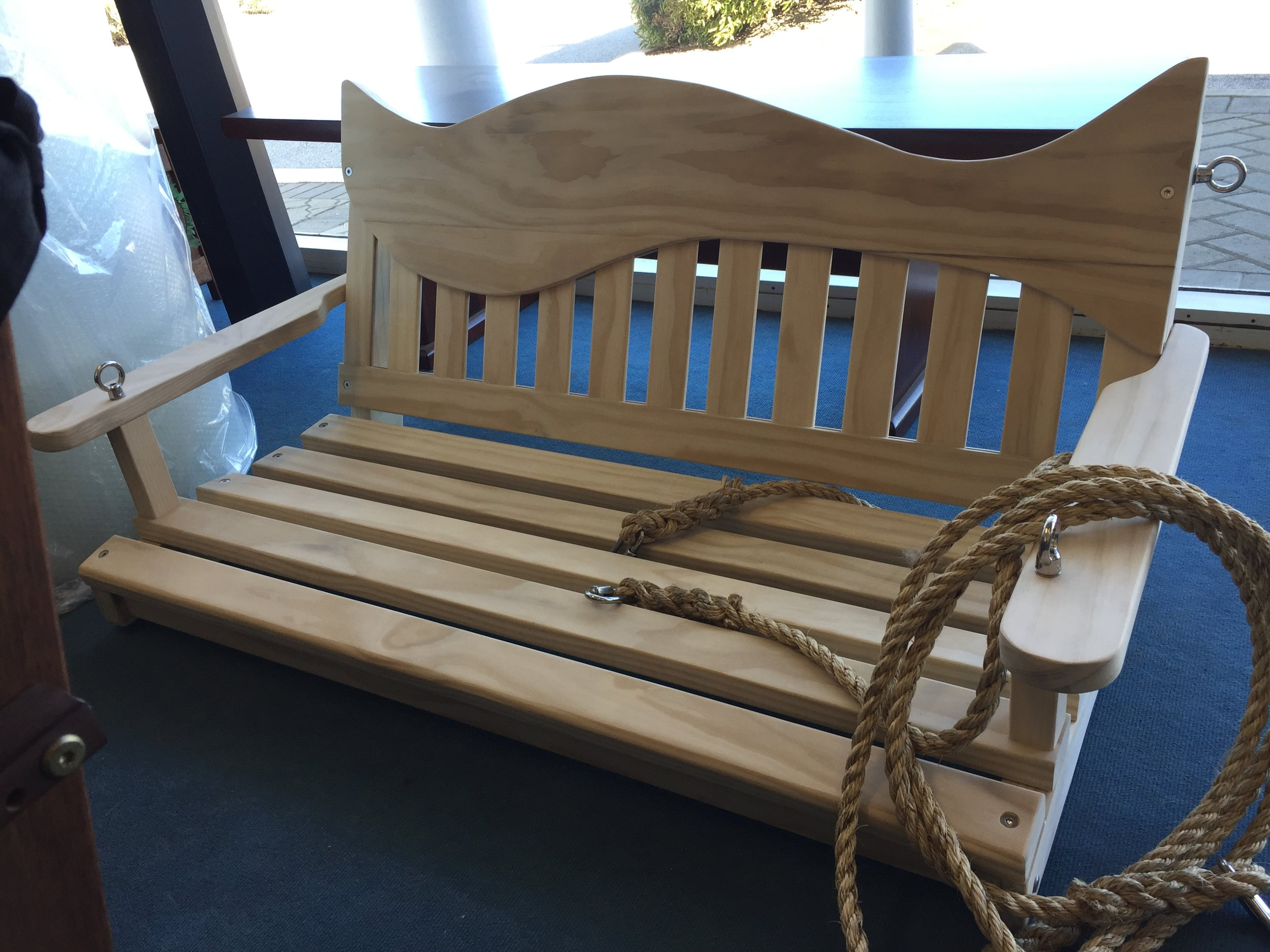 2  seat Porch swing