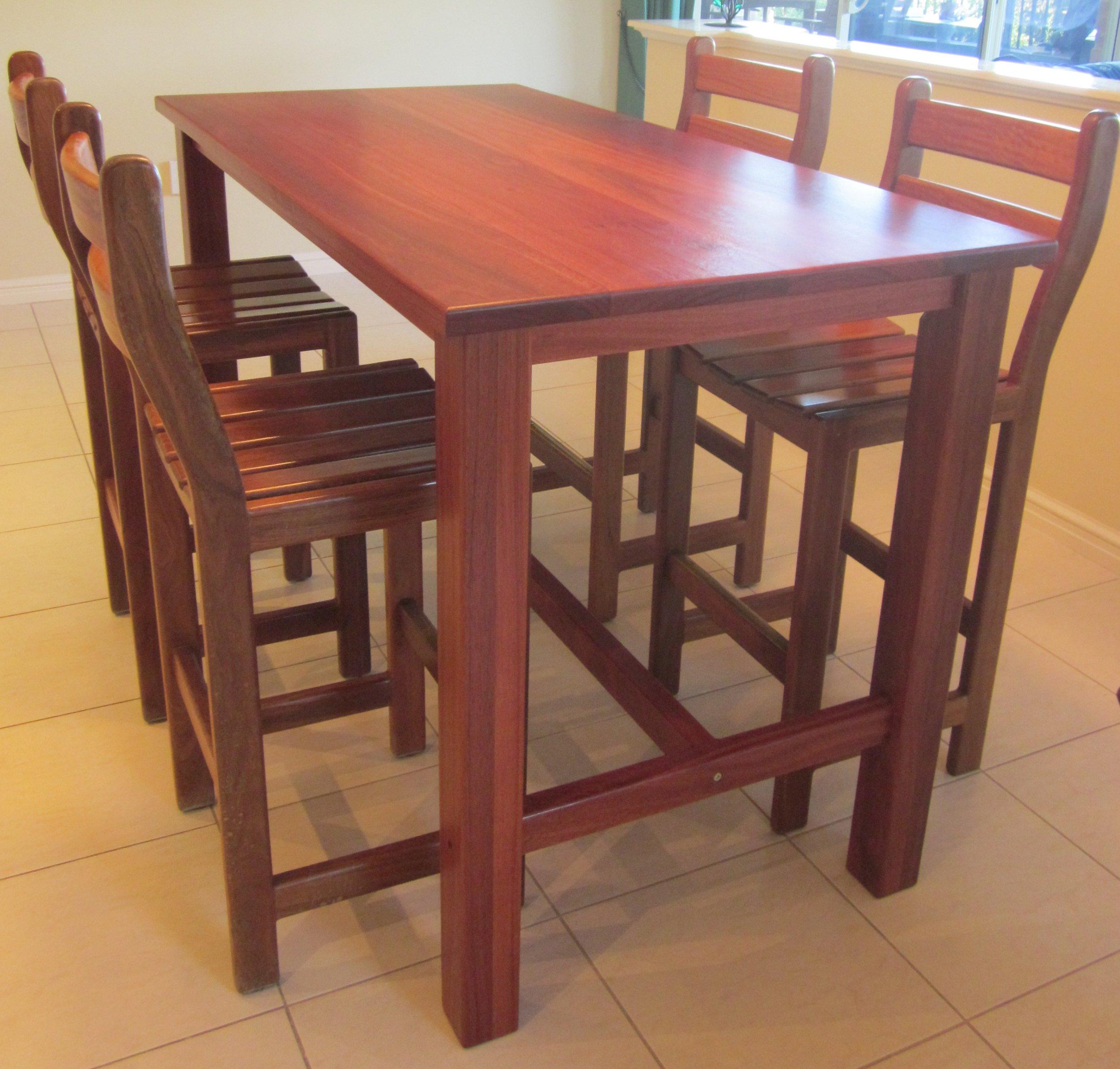 b2 Indoor - Jarrah Bar Height table 2.JPG