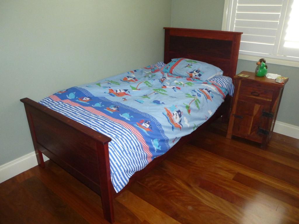 Isabellas Bed - Lifestyle Jarrah (resized).JPG