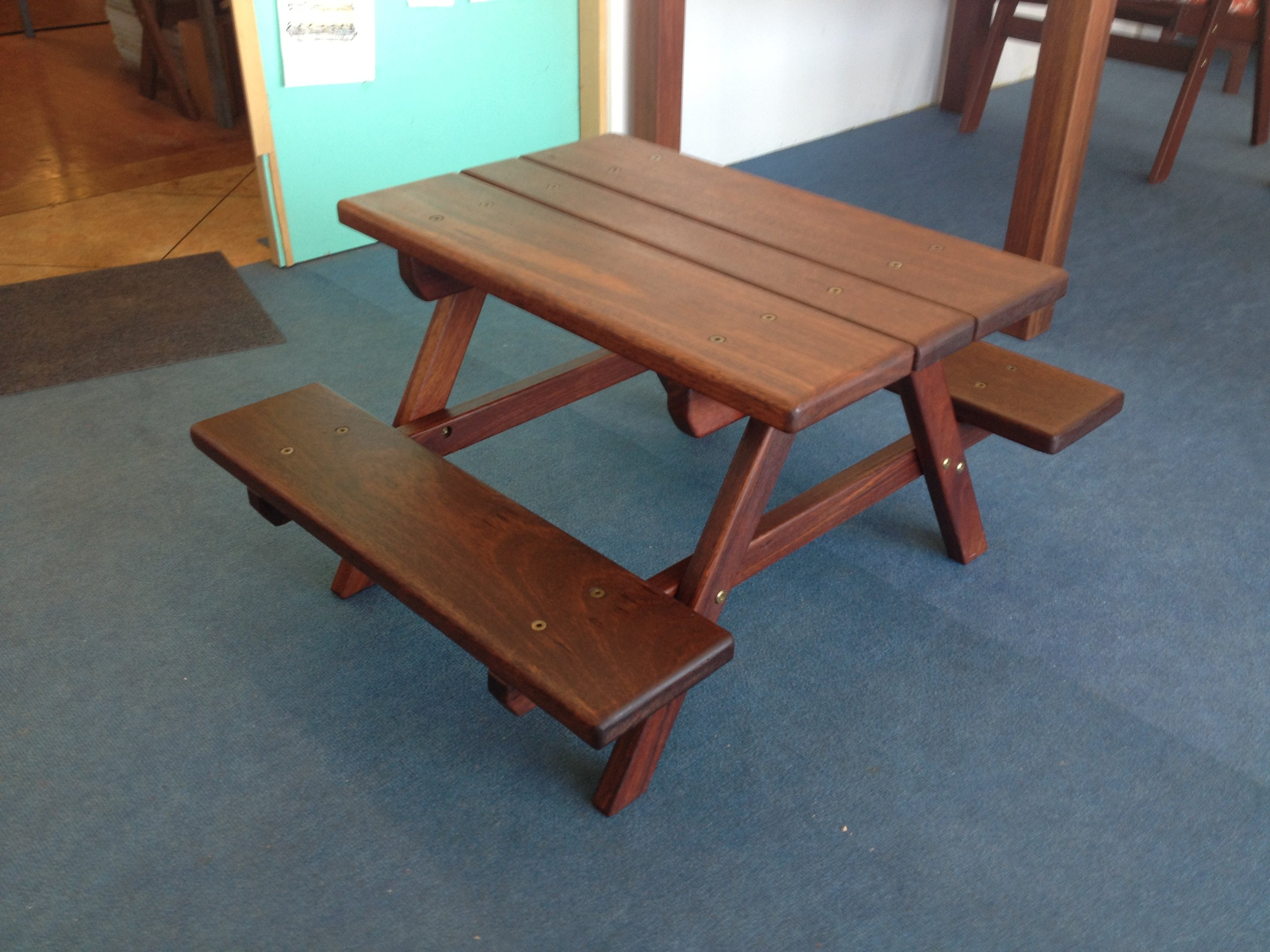 Kids Picnic set - Jarrah