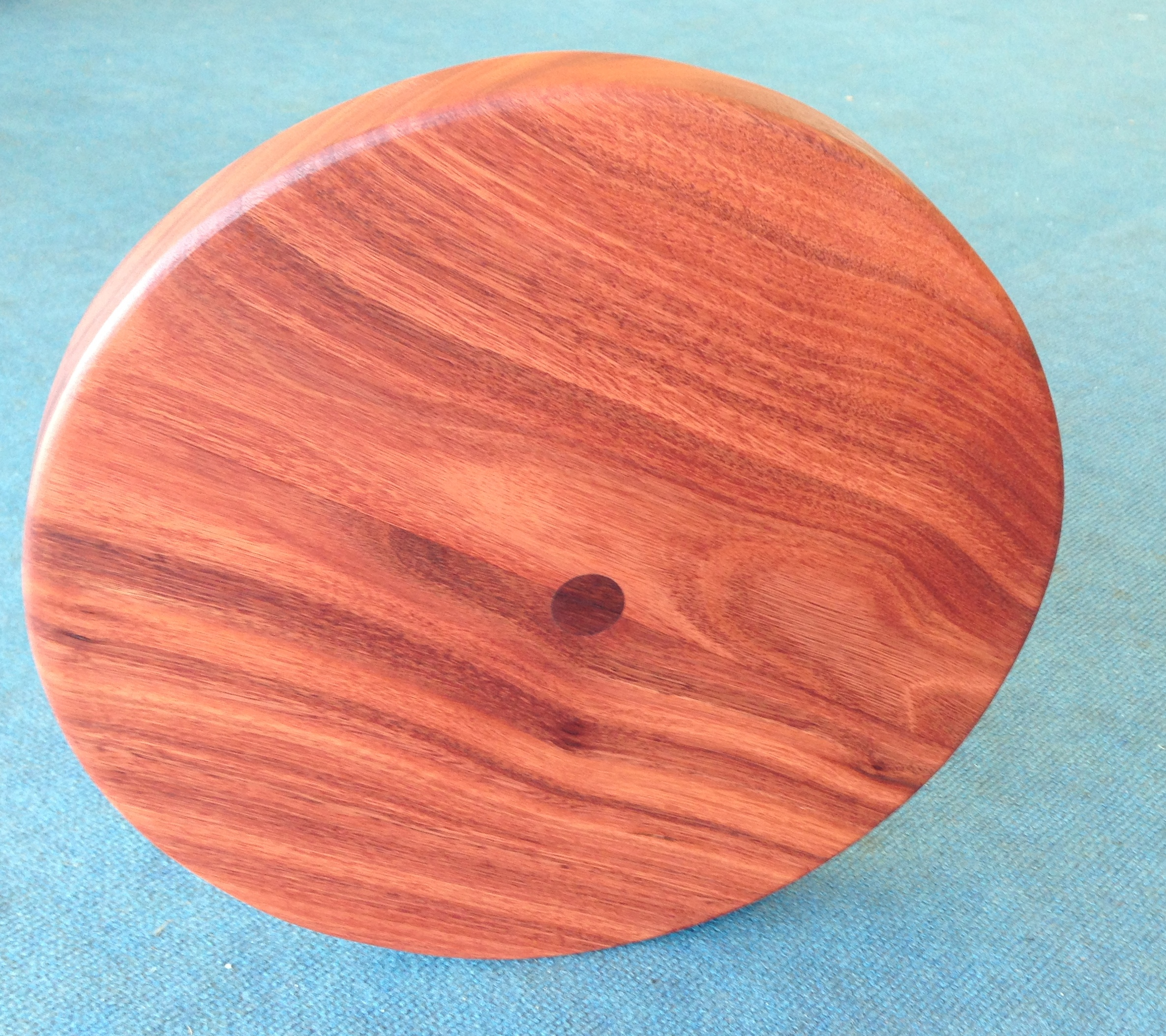Amazing grain Jarrah chopping board