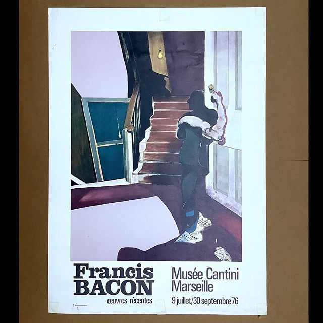 """Original Museum exhibition poster 