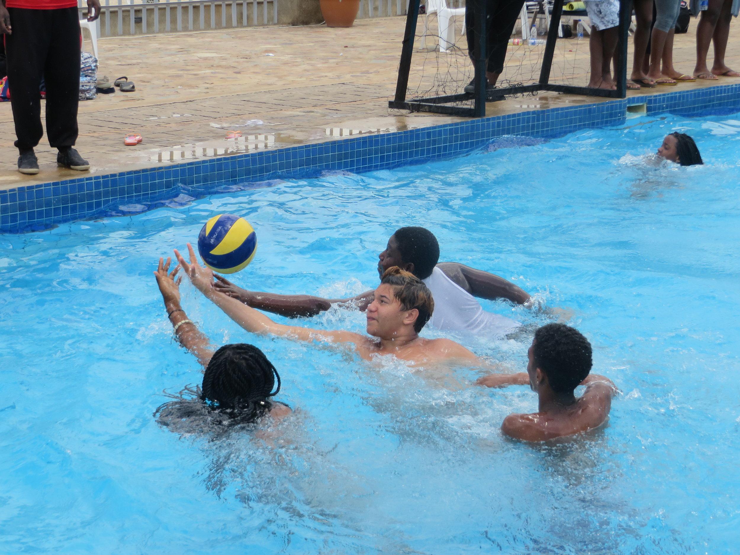 kinsevere campus swimming carnival