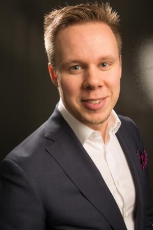 Nimitysuutinen Markus Tyrni - Myyntijohtaja/ Head of SalesSpringvest Oy