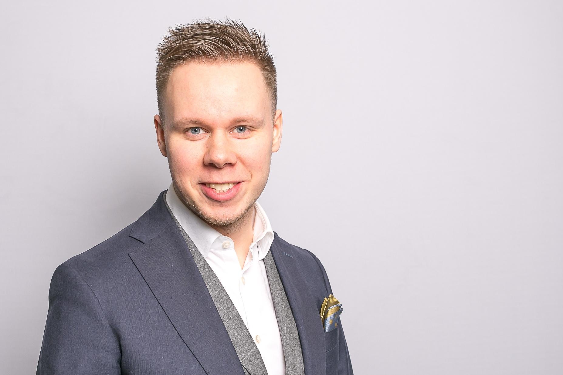 Markus Tyrni   Head of Sales  Koko Suomi  040 777 0393   markus.tyrni@springvest.fi