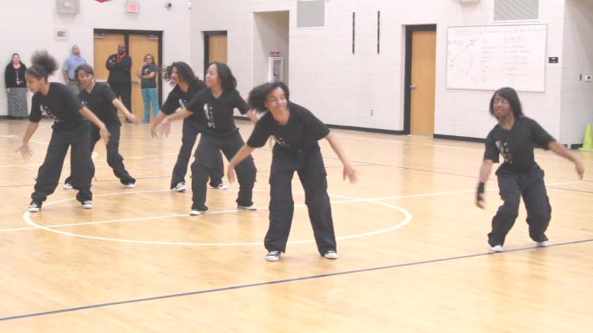 Evolve Project Dancers