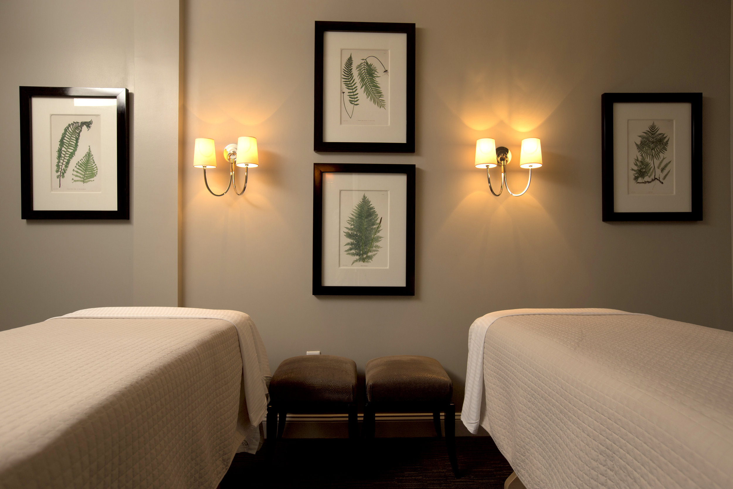 Couples massage at La Therapie Spa in Cary