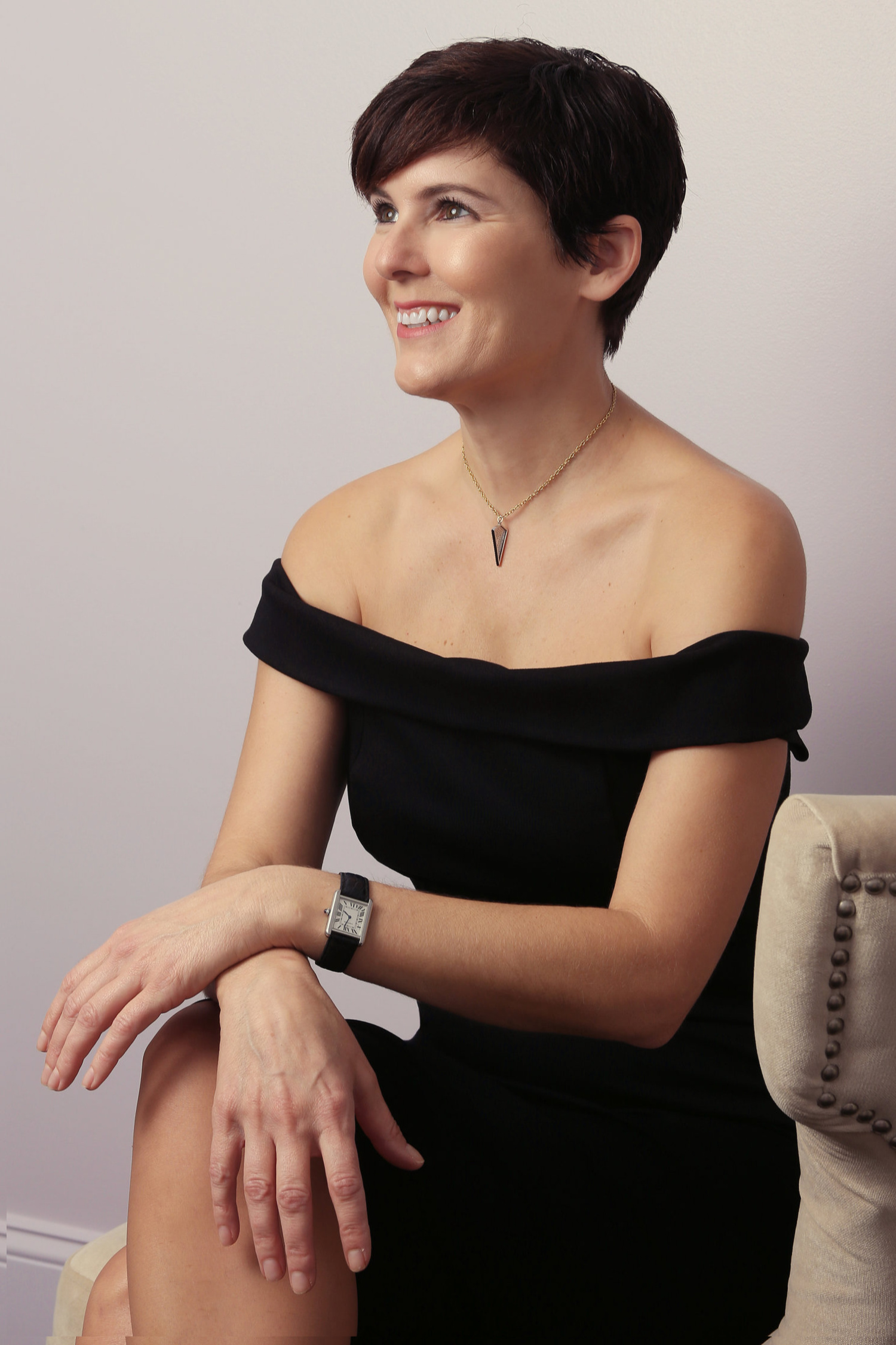 Nina Milano, Founder and CEO