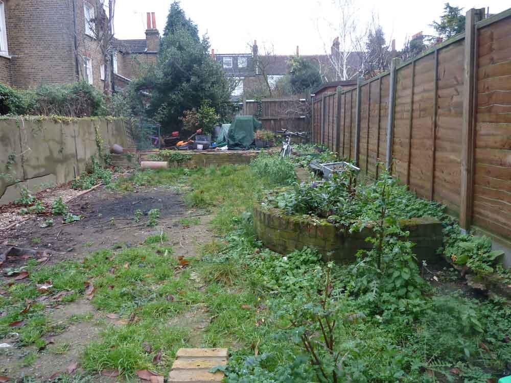 Cat Datta Garden Design - original site