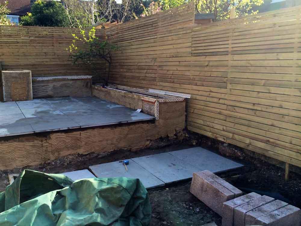Cat Datta Garden Design - paving