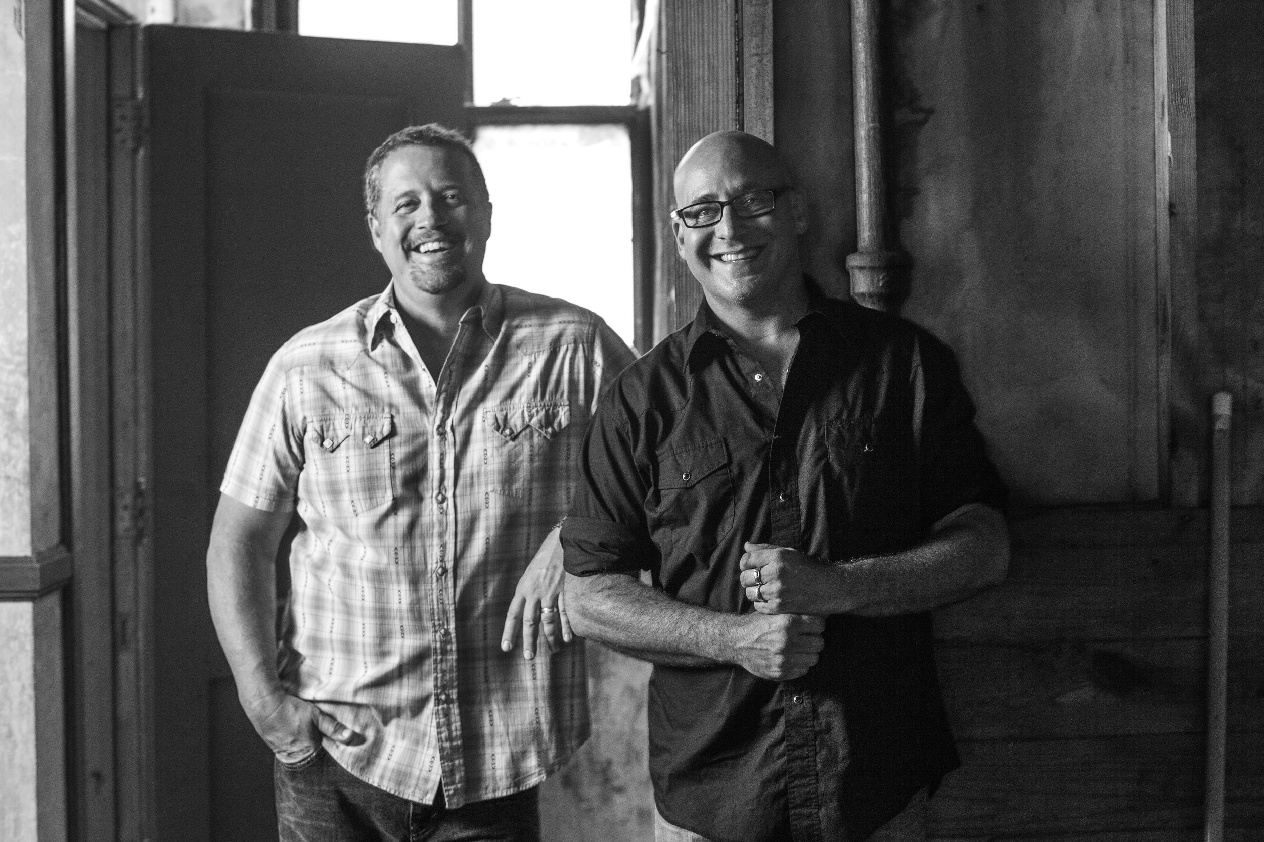 """Ken Block and Drew Copeland, best known as two of the five members of the platinum-selling southern rock band Sister Hazel, will bring their wildly successful tunes to select cities for intimate, """"miss it and miss out""""acoustic shows, reminiscent of their earlier performance days when they canvassed the club and coffee shop circuit as a duo from Gainesville, Florida.    While performing over 100 shows each year with the band, Block has long been praised by both media and fans alike for his powerful and emotion-evicting voice which is both unique and instantly recognizable thanks to a string of radio hits including """"All For You,"""" """"Change Your Mind,"""" """"Happy,"""" """"Champagne High,"""" and others. Over the last 15 years, he and the band have been prolific in the studio and at live shows.    Similarly, Copeland is also a celebrated songwriter and vocalist, in 2004 he released a solo album, """"No Regrets."""" An avid sports and music lover, Copeland has been honing his songwriting skills in Nashville, Tennessee over the last decade with some of country music's finest tunesmiths.    Sister Hazel is known for their personal approachability and fan-friendly events including being Co-Founders of THE ROCK BOAT, founders of the annual Hazelnut Hang, and for starting their own """"Lyrics for Life"""" charity and raising nearly 1 million dollars for childhood cancer research and family support programs. As University of Florida alumni, Copeland and Block also returned to their alma mater to be the first-ever celebrity hosts of the world's largest student run pep rally, Gator Growl.    Sister Hazel songs have appeared in many motion picture soundtracks over the last decade including 10 Things I Hate About You, Major League: Back to the Minors, The Wedding Planner, Clay Pigeons, American Wedding, and Bedazzled.    As two of our generations' most engaging and prolific songwriters, """"The Ken and Drew Show"""" will take fans through intimate acoustic performances of Sister Hazel favorites, a few """"B sides"""" a"""