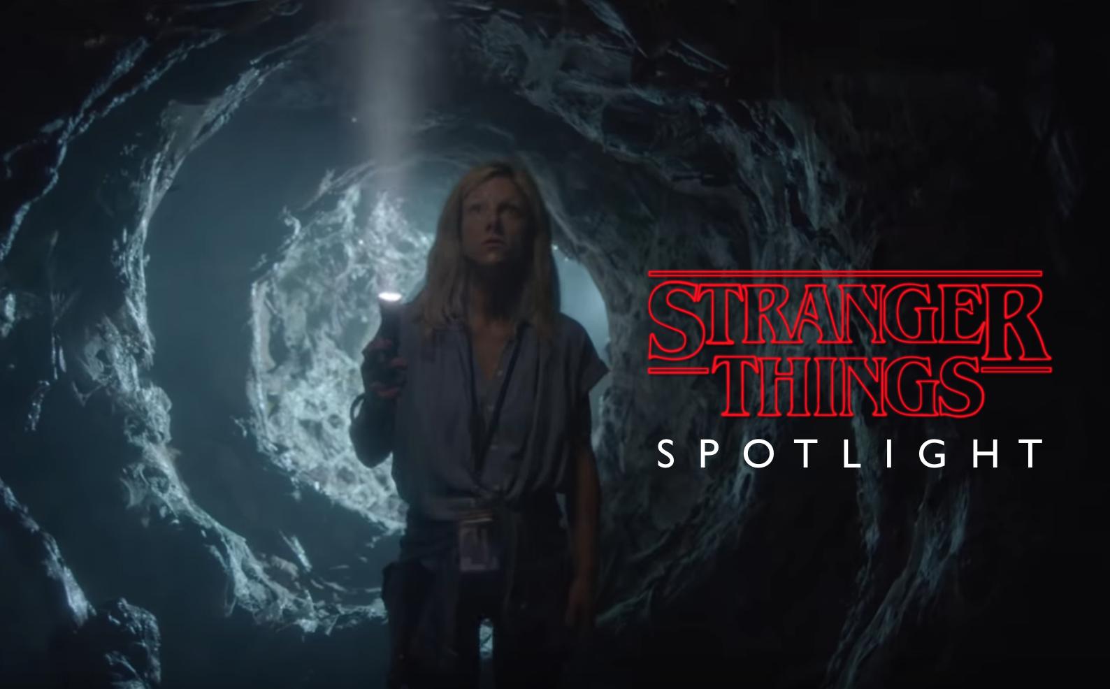 STRANGER THINGS | Spotlight Series (Netflix)