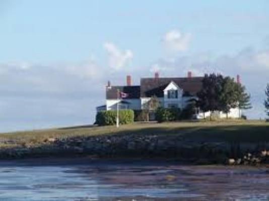 Thinkers Lodge and Pugwash, Nova Scotia
