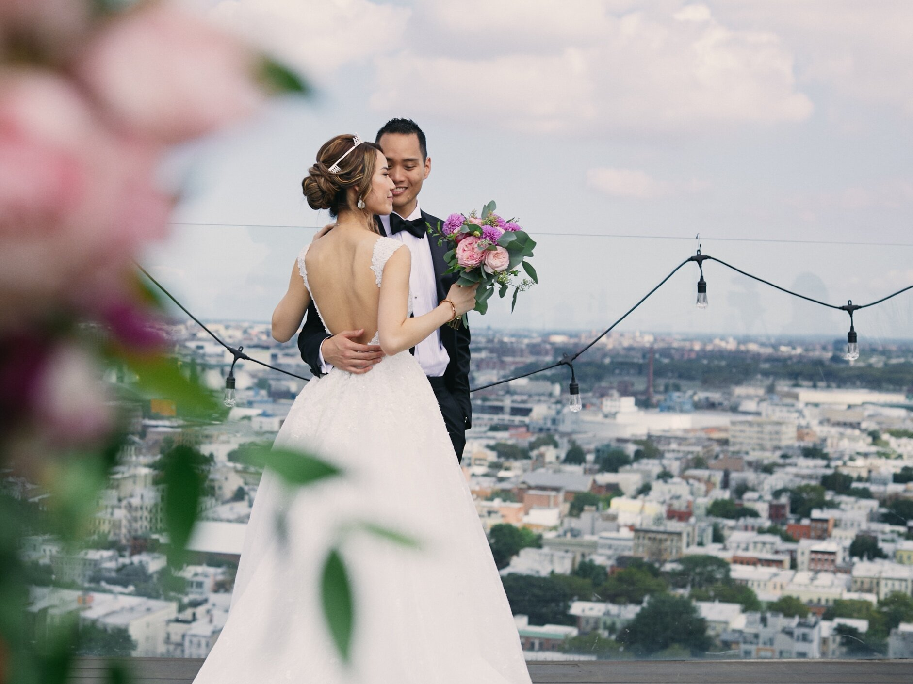 Alison + Kevin - The William Vale Hotel