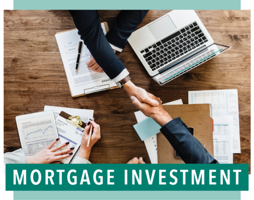 When you invest in mortgages, you become the Bank. In other words, instead of investing in the real estate, you invest in the loan or mortgage which is secured by the real estate. If you want relative safety and security, invest with a mortgage investment company. Invest with us, Brownstone.