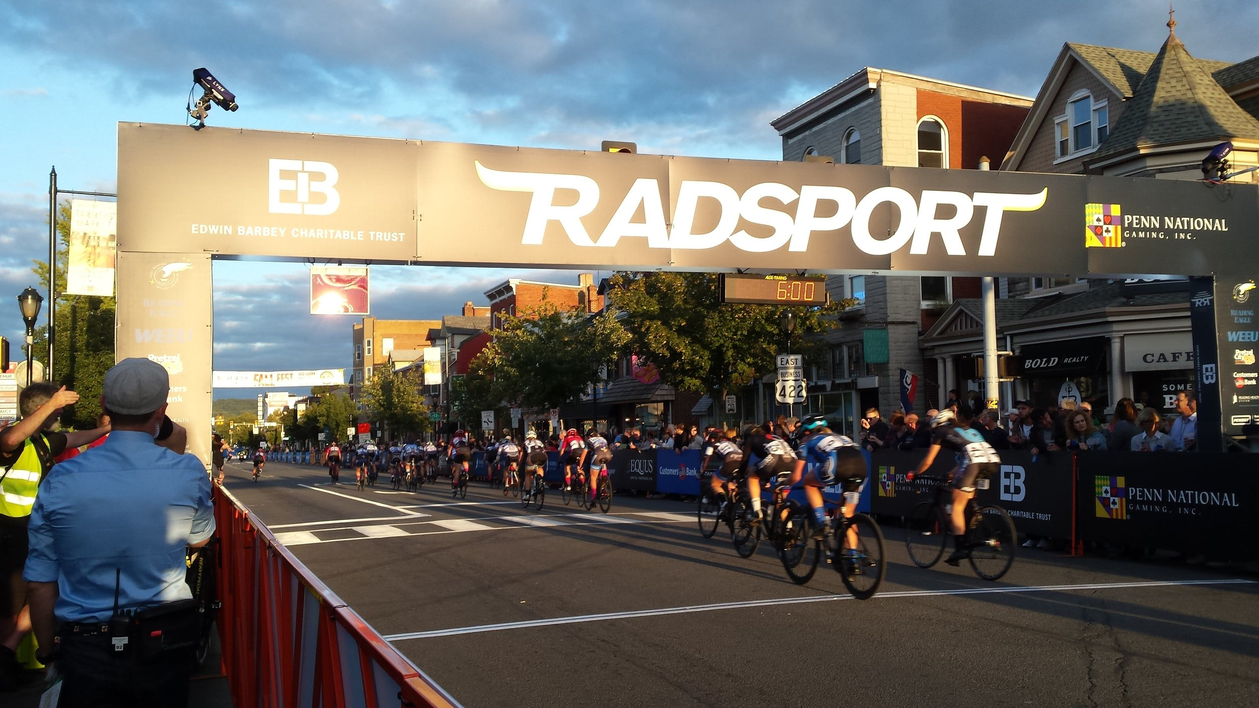 Reading Radsport Twilight Criterium