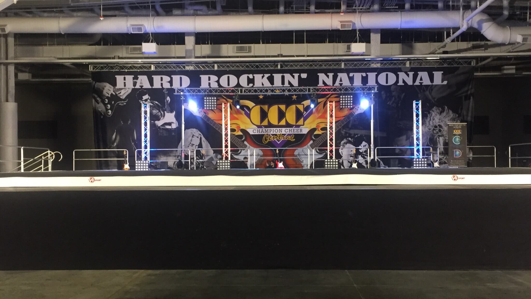 Champion Cheer Central's Hard Rockin' Nationals 2018
