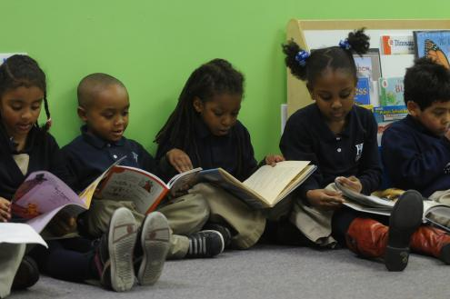 Here at the Wesley House Our after school program is a safe place for children 5-13 to gain social skills while getting that academic boost children need to reach their dreams.