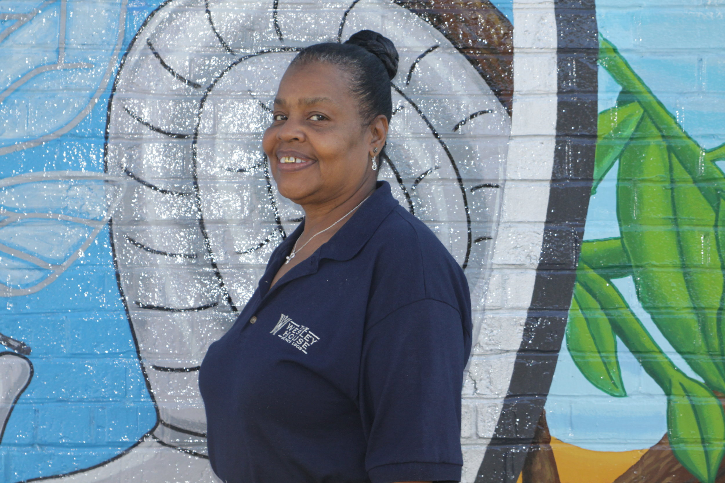 Sharon Ray  Coordinator Senior Services  sray@wesleyhousestl.org