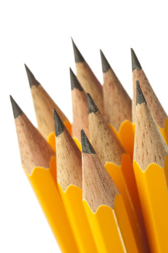 (1) Package of Pencils -