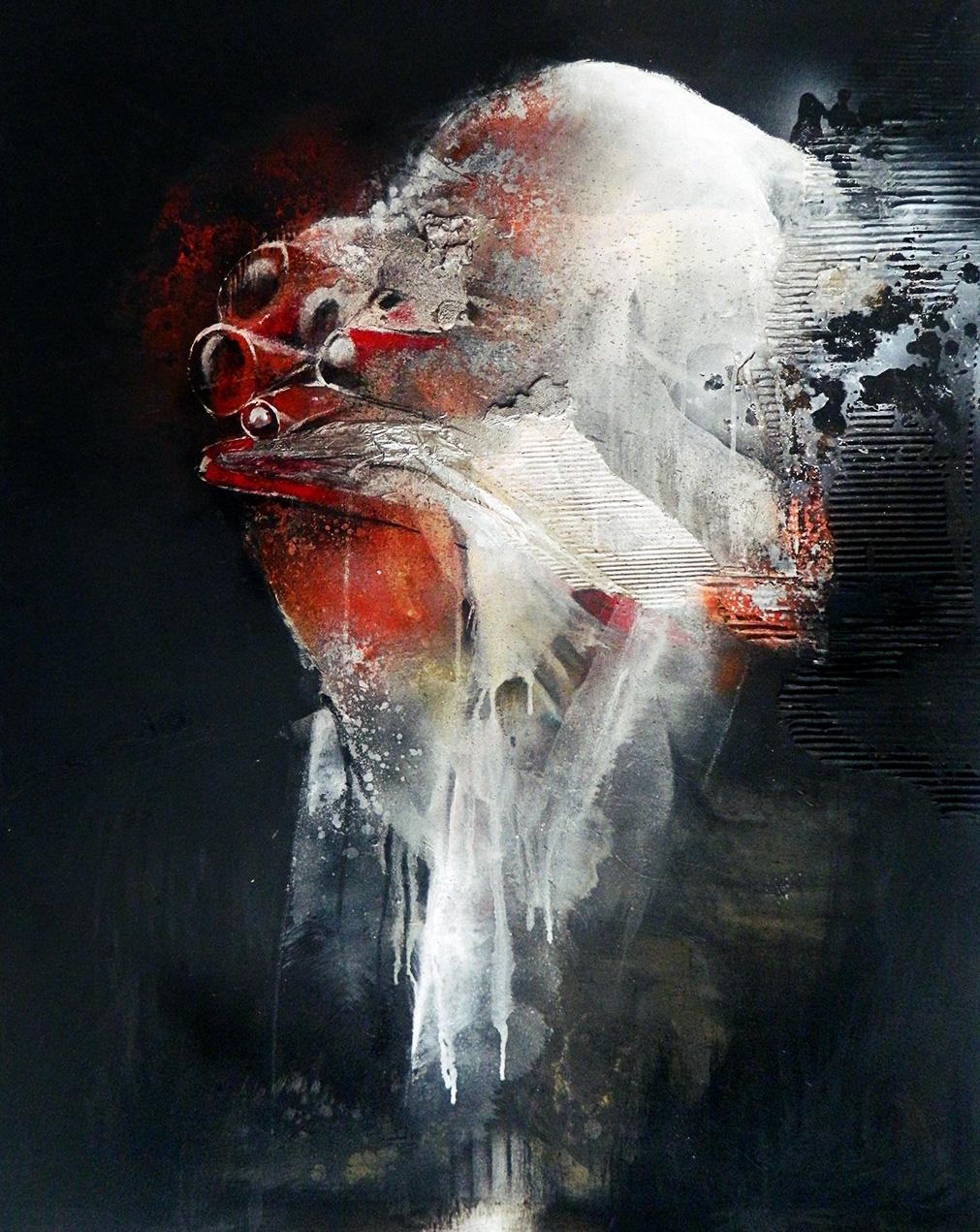 Metamorphosis head II