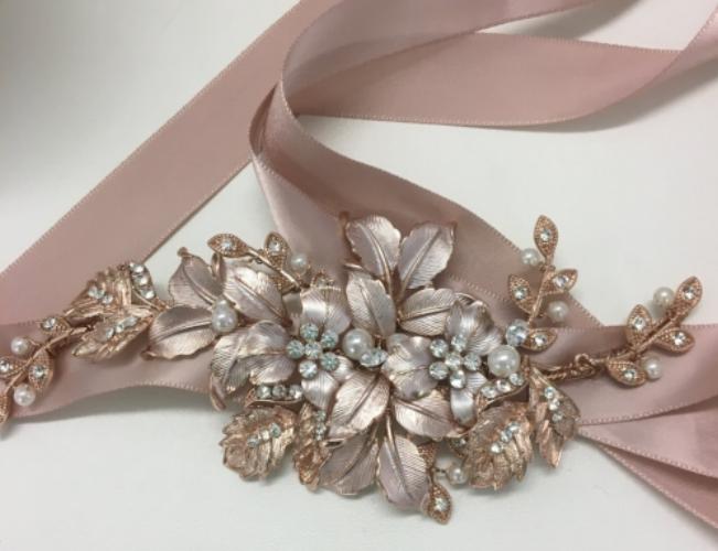Windsor Bridal Jewellery belt