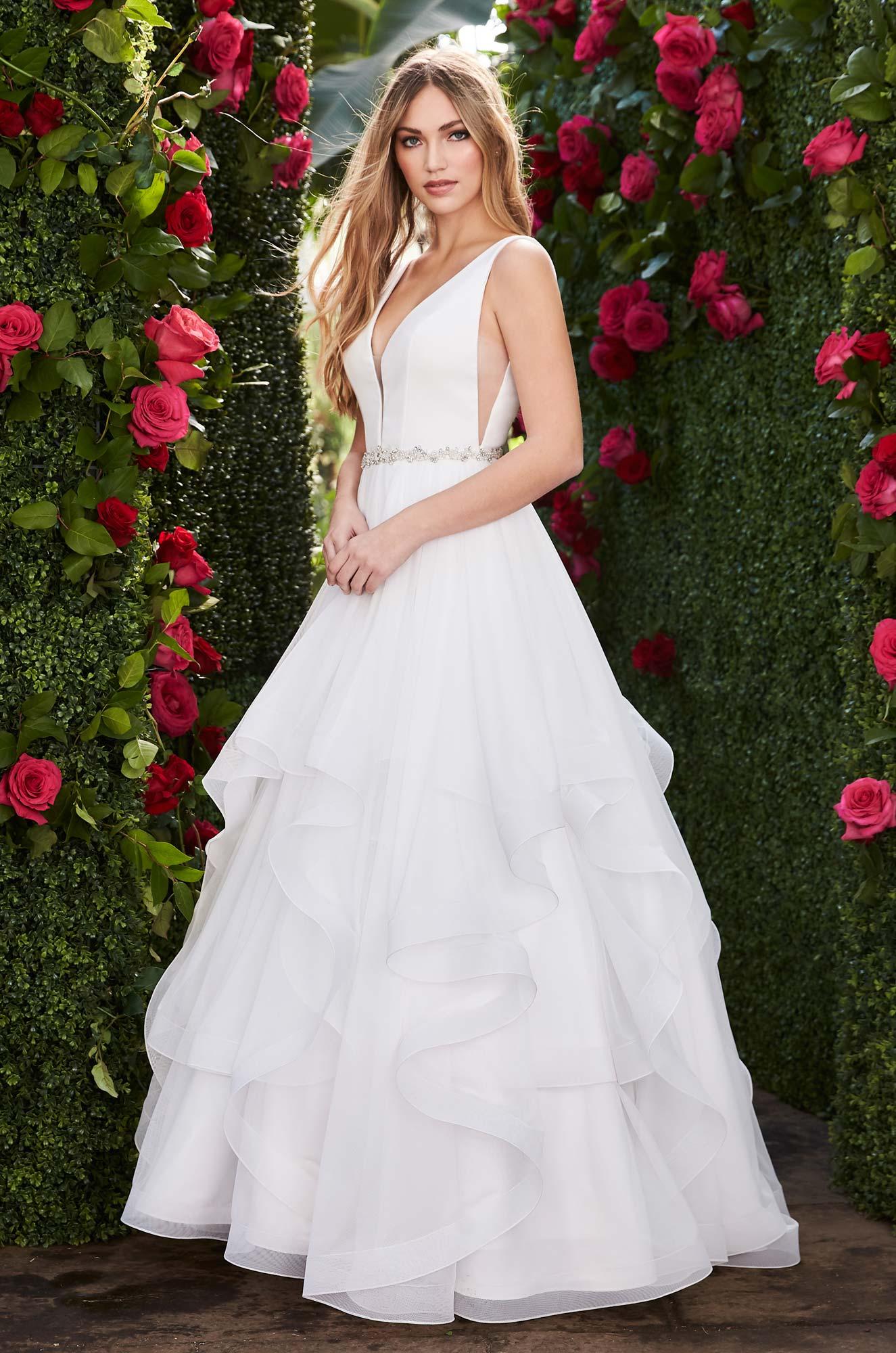 Mikaella Bridal Wedding Dress Style 2255