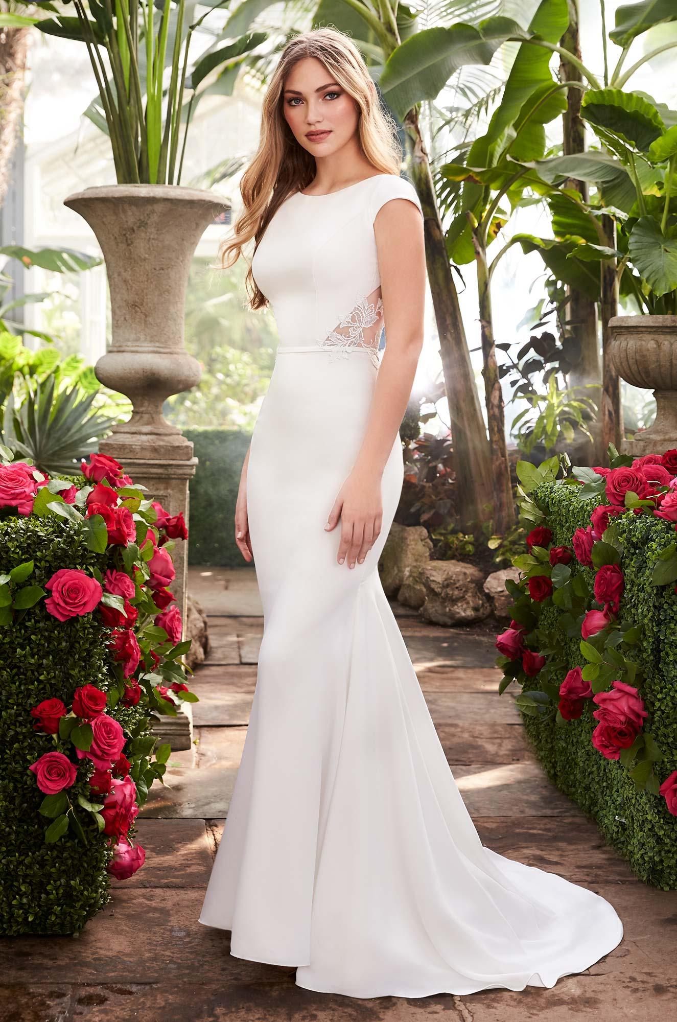 Mikaella Bridal Wedding Dress Style 2250
