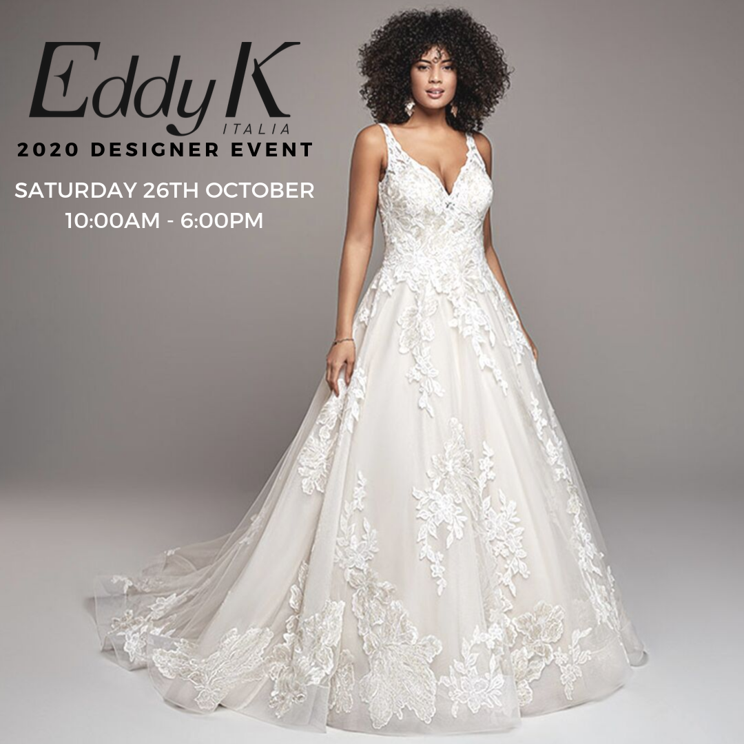 Eddy K Bridal Designer Event Trunk Show Nottingham East Midlands