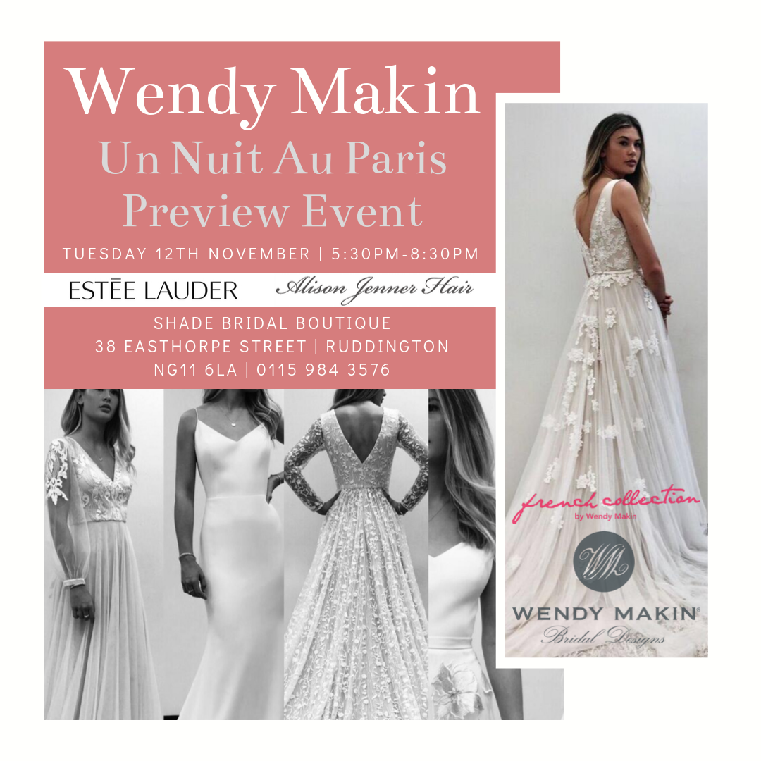 Wendy Makin French Collection Un Nuit Au Pari Collection Preview Event