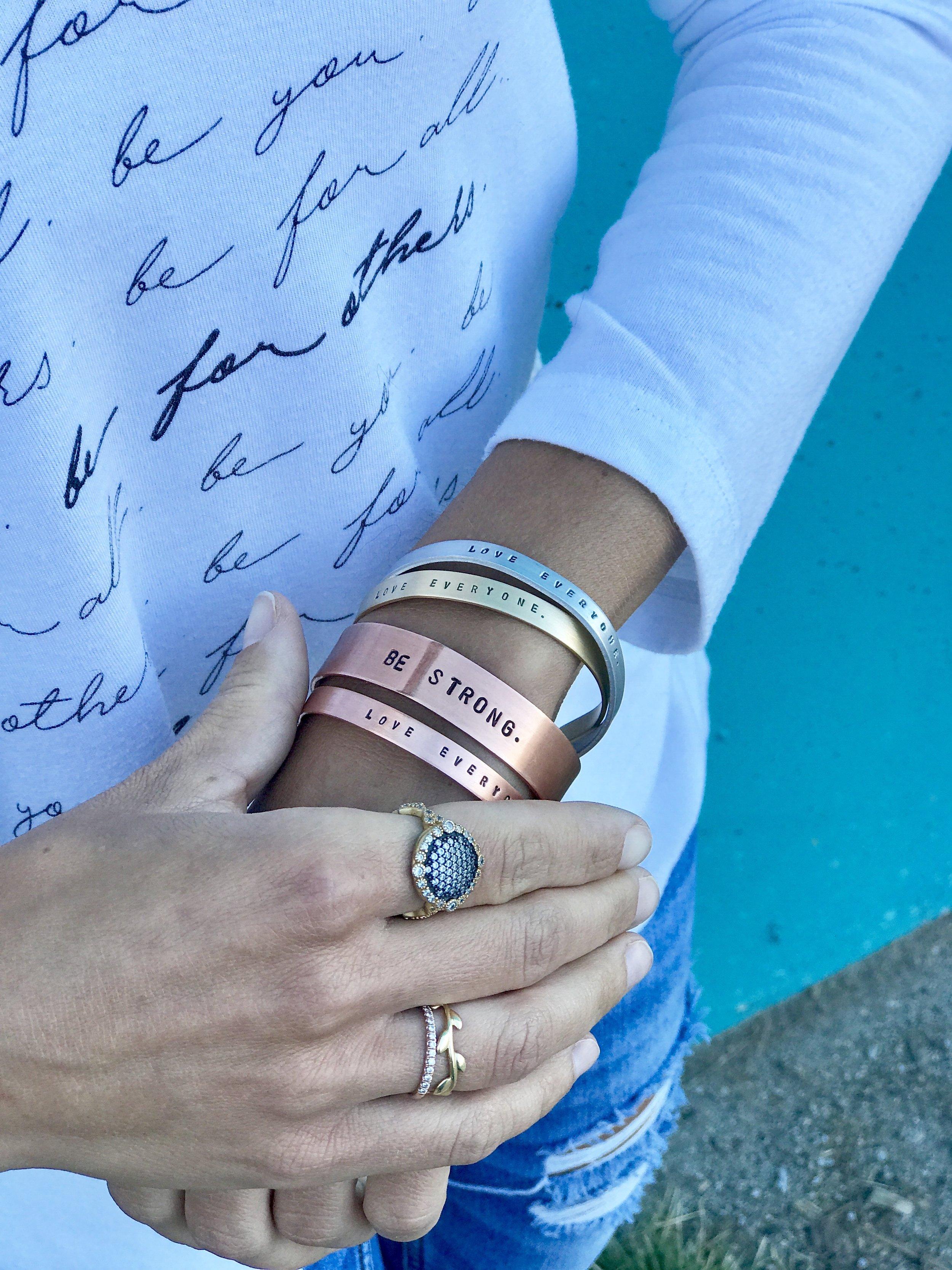 Love Everyone Bracelet