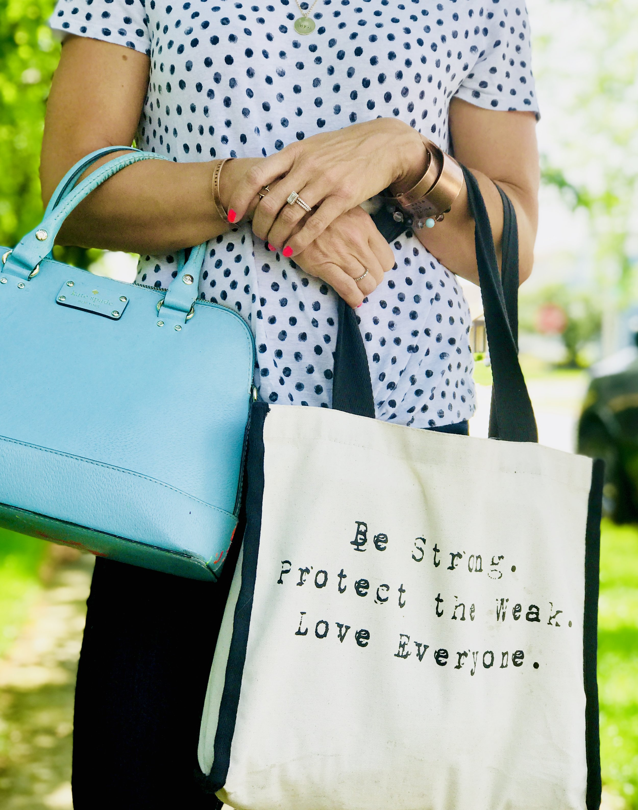Be Strong Bag