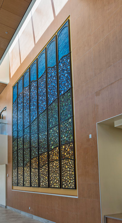 Stewardship of the Creation,  Saint Alphonsus Medical Center, Nampa, Idaho