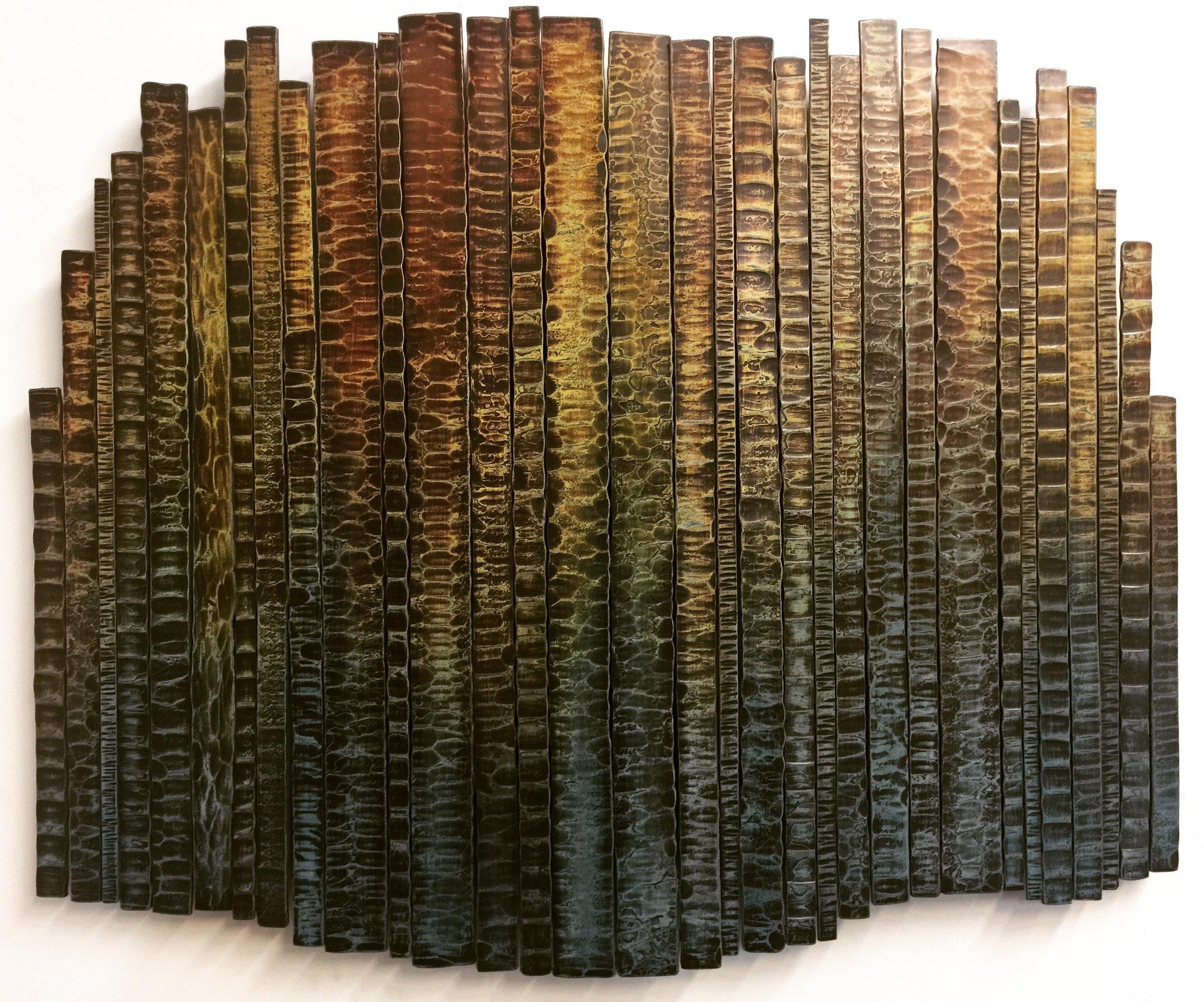 """Basalt Curtains , 24"""" h x 30"""" w"""