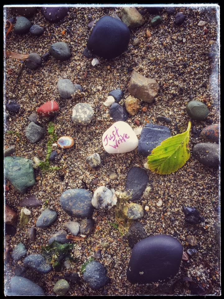 Rocks and WriteJoanna ES Campbell