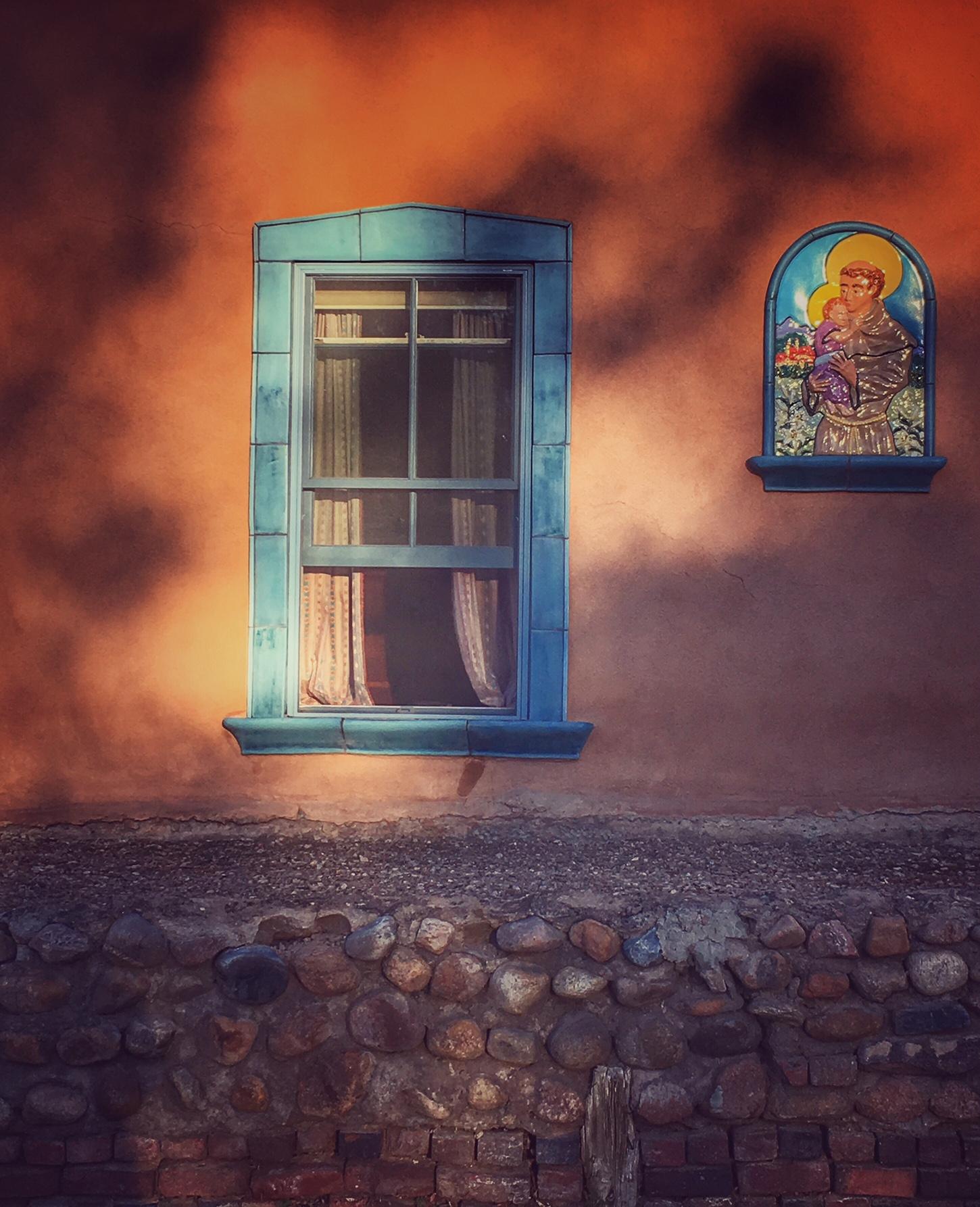Joanna ES Campbell Santa Fe Window