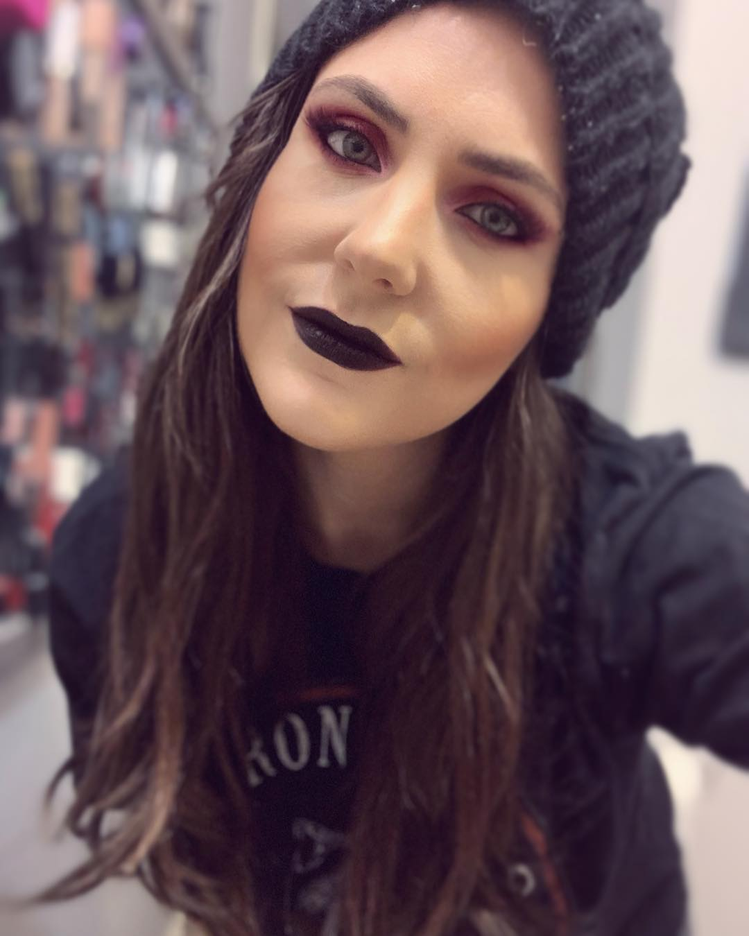 Kirstie Lovelady Makeup