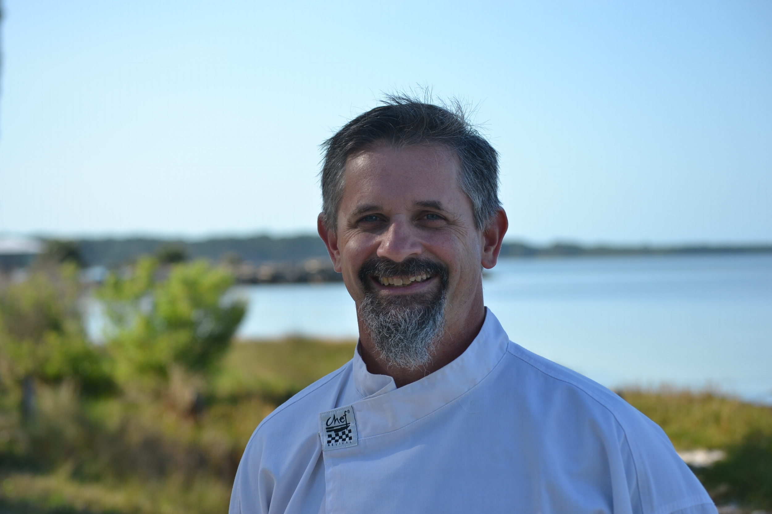 CHEF IAN WILLIAMS PROUDLY SERVING THE FORGOTTEN COAST FOR 20 YEARS.