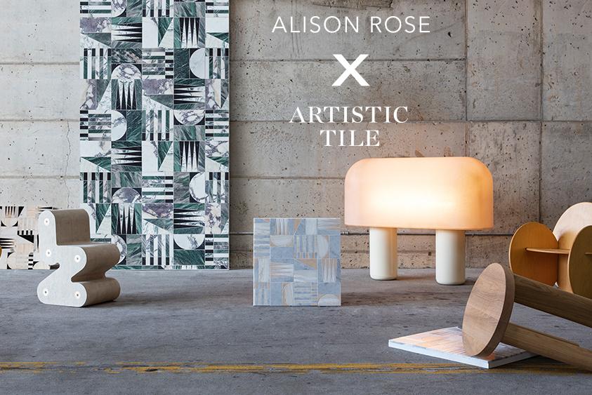 Alison Rose x Artistic Tiles