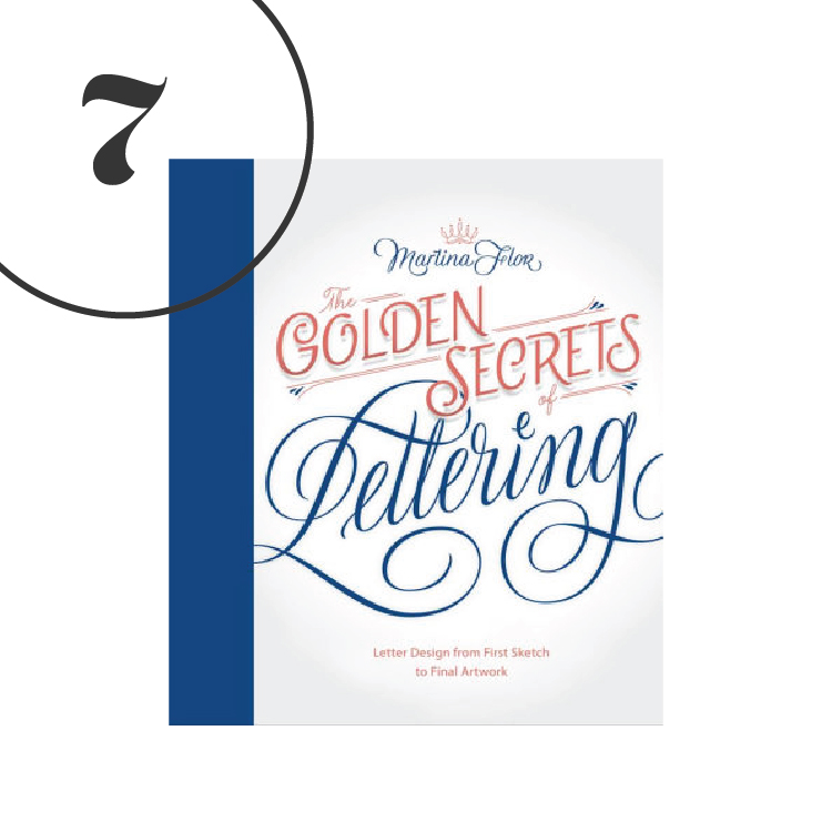 Golden Secrets of Hand Lettering Book